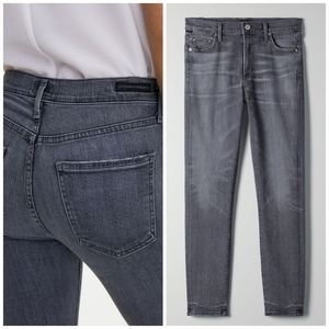 Citizens of humanity rocket crop skinny jeans 28